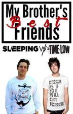 My Brother's Best Friends (Jack Barakat and Zack Merrick Fan Fiction) by SleepingWithTimeLow