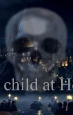 Death's child at Hogwarts by Bananasbeviolet