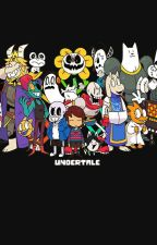 Ask Or Dare The Tale The Undertale by goldenspringtrap123