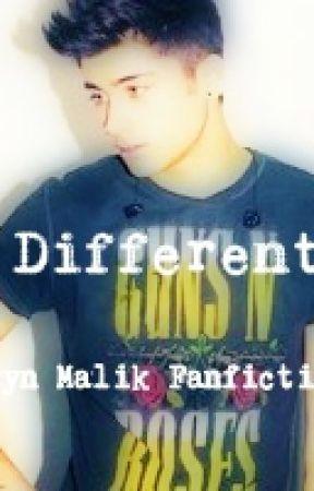 Different. (A Zayn Malik Fanfiction) by LiviasAFangirl