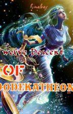 Twelve Descent Of Dodekatheon by rimalbay