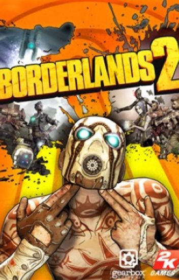 Borderlands tales of the ghost rider