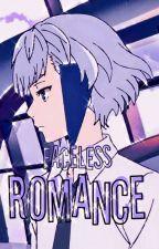 Faceless Romance (Killua Zoldyck) by AnneValerieDeCastro