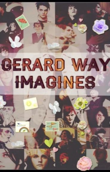 Gerard way Imagines