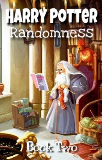 Harry Potter Randomness [Book 2]