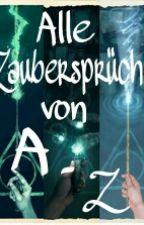 Alle Zaubersprüche aus Harry Potter (A-Z) by Dramine