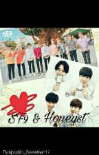 SF9/Honeyst X Reader by kpopfan_Seventeen17