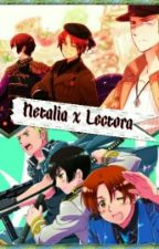 ♡1P/2P Hetalia X Lectora♡ by YukiStrife
