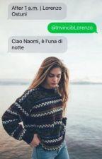 After 1:00 a.m.⇝Lorenzo Ostuni. by InvincibLorenzo