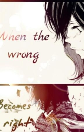 When The Wrong Becomes Right (Juuzou × Ghoul) by DeathNoteFan02