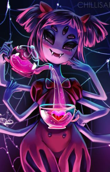Care for Some Tea? (Muffet X Reader)