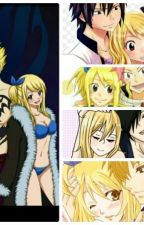 LucyxBoys (Discontinued) by fairy_tail_loverXD