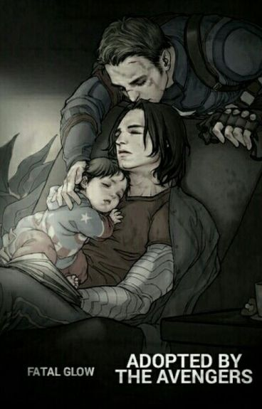 Adopted By The Avengers (XReader)