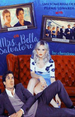 Mrs.Bella Salvatore  by chetu2000