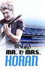 Mr. & Mrs. Horan (Niall Horan / Tek Bölümlük) by Buse4Gs