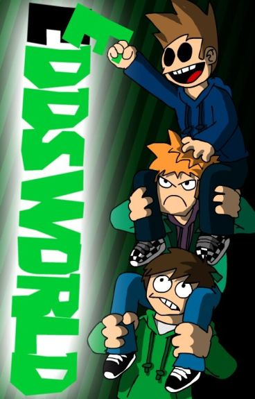 Magical Girl and her Four Daddies: Eddsworld x Child!Reader Fanfic