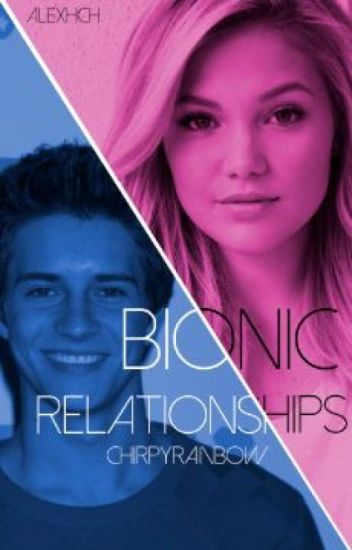 Bionic Relationships(Chase Davenport/Lab Rats)  ON HOLD!