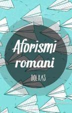 Aforismi romani  by dolxas