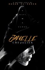 Janelle Chevalier by he_elsaeed