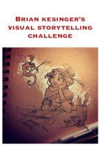 Brian Kesinger's Visual Storytelling Challenge by BrianKesinger