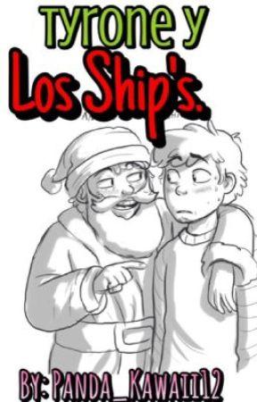Tyrone y los Ship's.  by Polar_Kawaii12