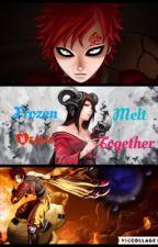 Frozen Hearts Melt Togther by kittykattygirl01