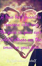 Two Best Friends... by XxRainbowCrushxX
