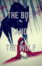 The Boy And The Wolf by liza_biury