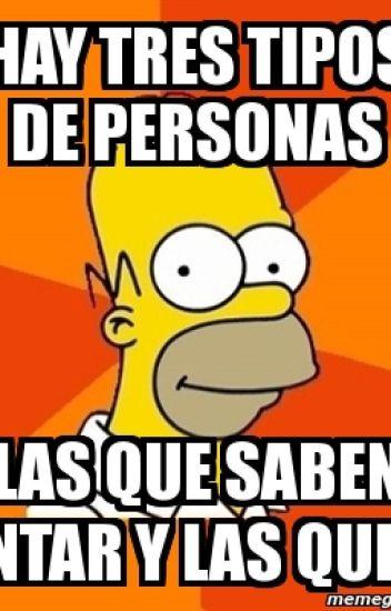 TIPOS DE PERSONAS EN WATTPAD!!!!!