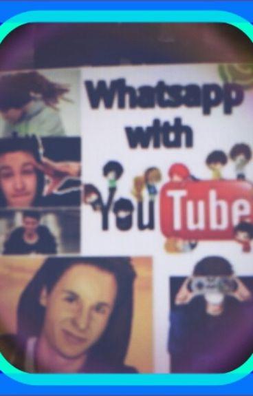WhatsApp mit Youtubern^^