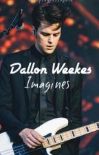 Dallon Weekes Imagines (slow updates) by vicesweekes