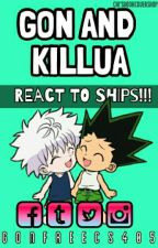 Gon and Killua React To Ships. by GonFreecs405