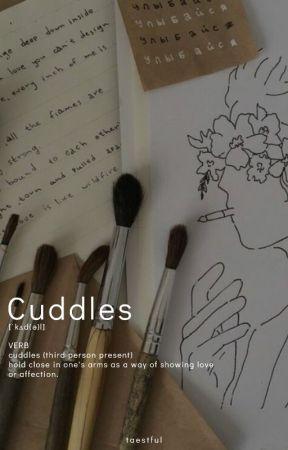 Cuddles by taestful