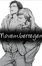 Novemberregen ✖ Attack on Titan by Metato