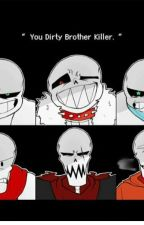 Ask The Sans' by Cinnamen_Toast