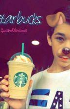 Starbucks (Brandon Rowland) by GwendOline005
