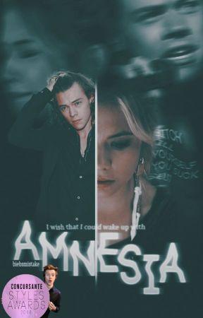 Amnesia » h.s by biebsmistake