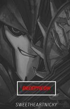 Decepticon  by SweetheartNicky
