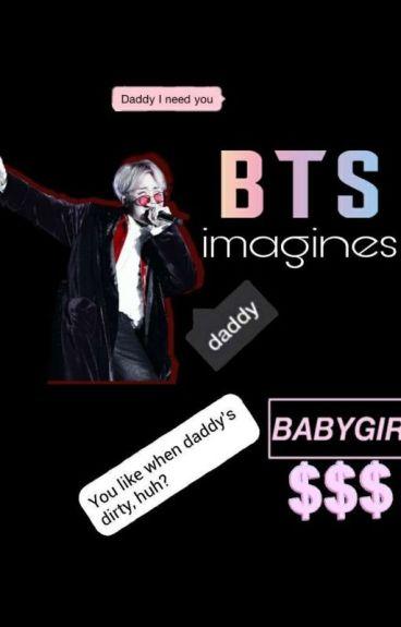 Imagines Hot/Sad BTS