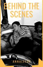 Behind The Scenes- (Jaele Fanfic ) by Annaleese_Parker