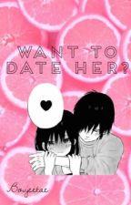 Want to date her? [Haikyuu imagines] by Animesenpaiz