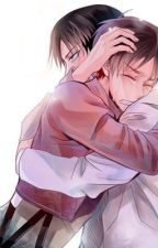 Levi and eren  by levi777777