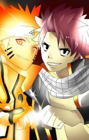 Naruto - Fairy Tail Crossover - Naruto and Natsu - Duo Team Battle