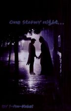 (Batman x joker) ~One stormy night. by I-am-kohai