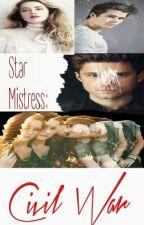 Star Mistress: Civil War by heartofice97