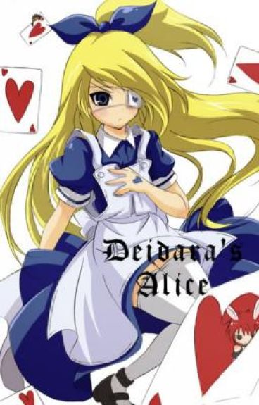 ~Deidara In Wonderland~