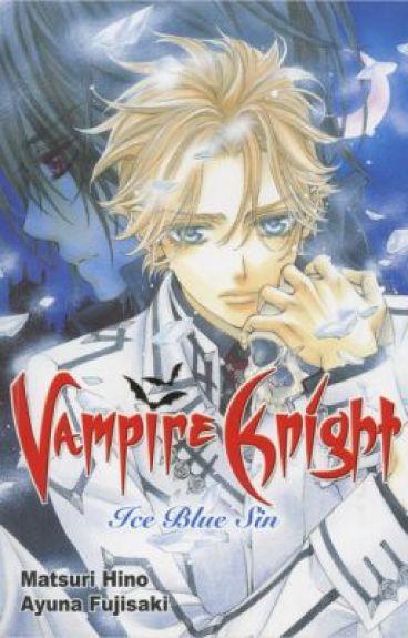 Vampire Knight: Ice Blue Sins