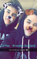 Cartas - Brandon Rowland by Deya_in_life