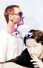One Shots ∆ Charles Xavier & Erik Lehnsherr by joaaa12