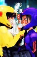 Big Hero 8: SunFire by Serpent267